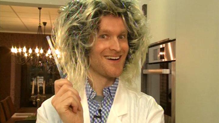 Mein Auftritt als wirrer Erfinder in RTL2 'Schau dich schlau' - Szenenfoto (16)