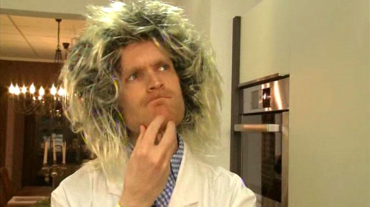 Mein Auftritt als wirrer Erfinder in RTL2 'Schau dich schlau' - Szenenfoto (3)