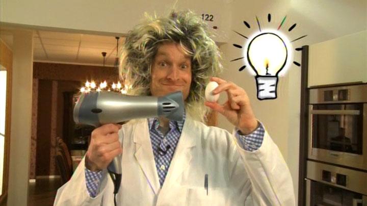 Mein Auftritt als wirrer Erfinder in RTL2 'Schau dich schlau' - Szenenfoto (6)