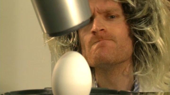 Mein Auftritt als wirrer Erfinder in RTL2 'Schau dich schlau' - Szenenfoto (8)